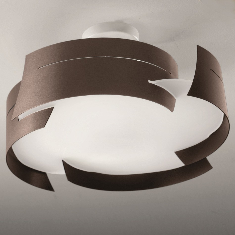 Vulture Ceiling Lamp - Bronze 47cm
