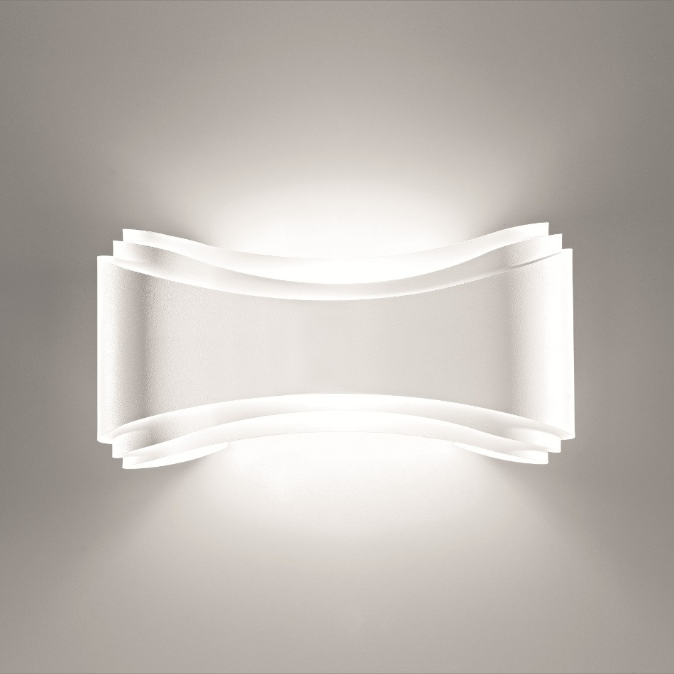 Ionica Wall Lamp - Chalk White
