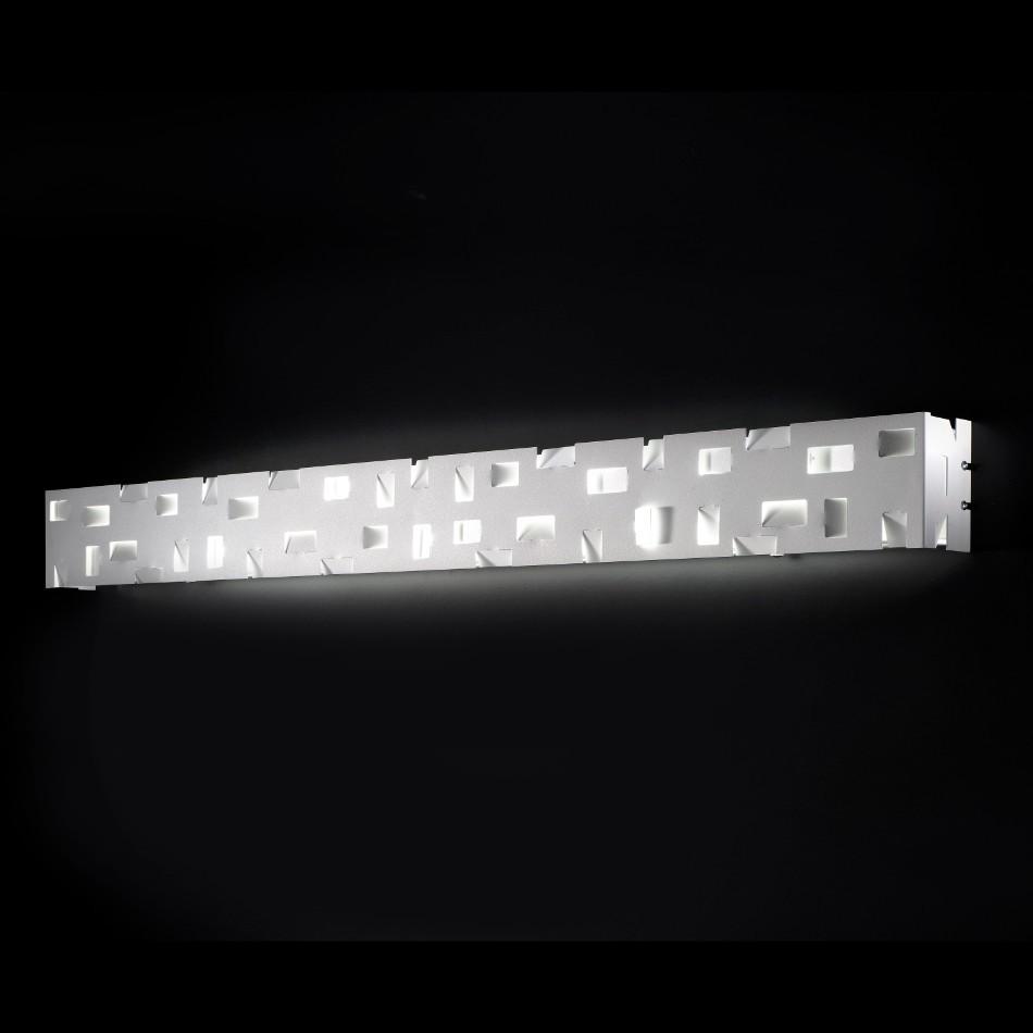 Berlino Est Wall Lamp 100 - White