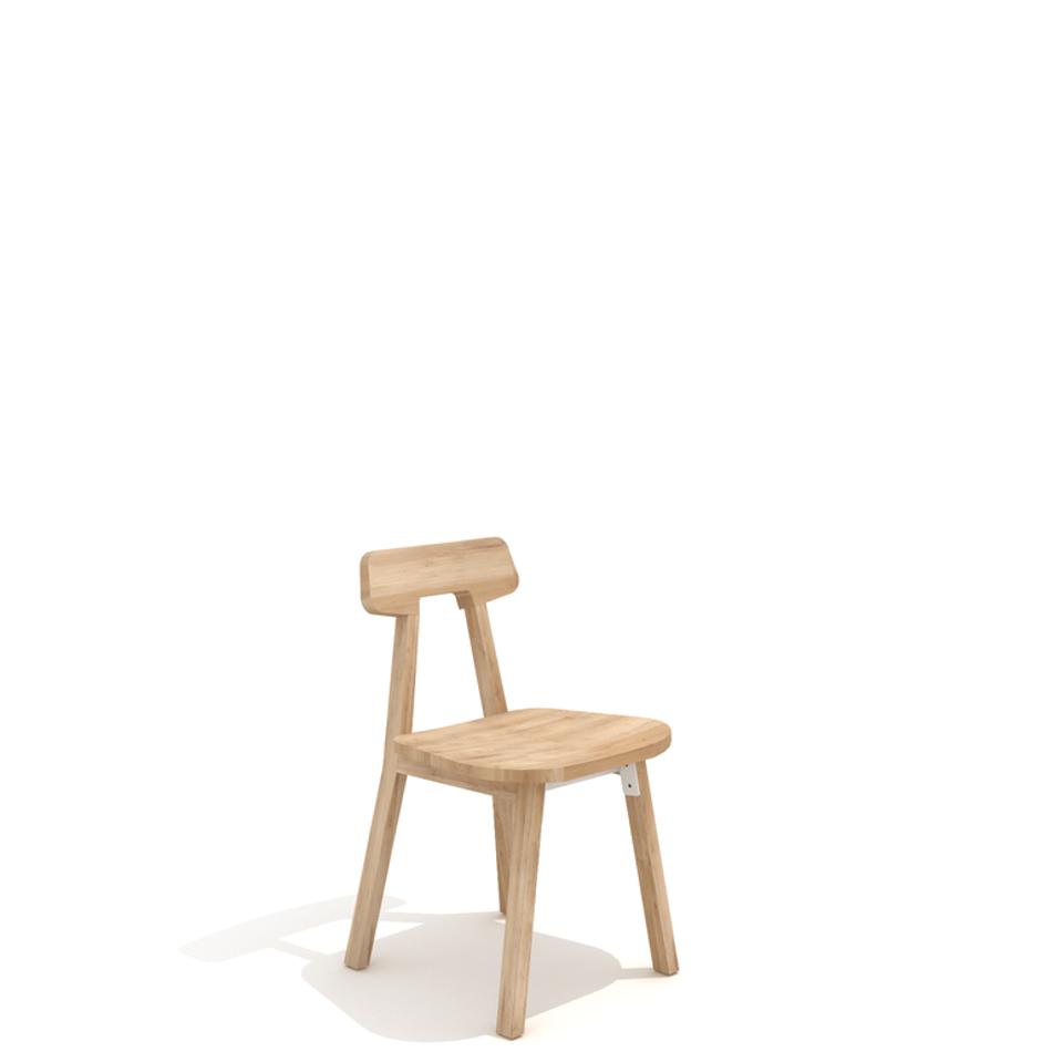 Gud Chair White