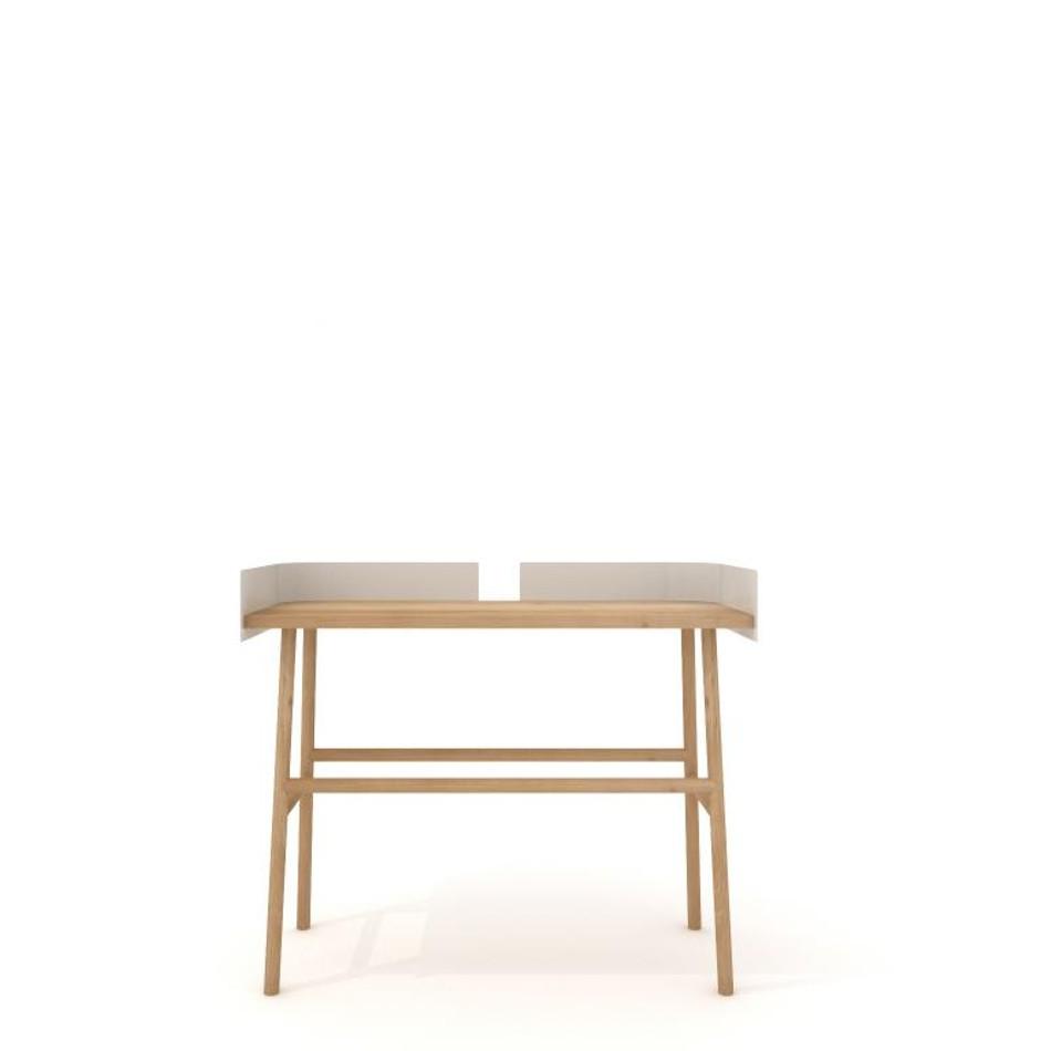 B Desk White