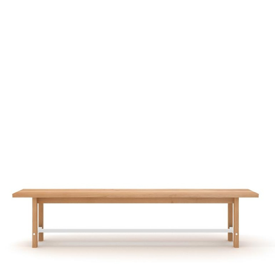 Squeeze Bench White
