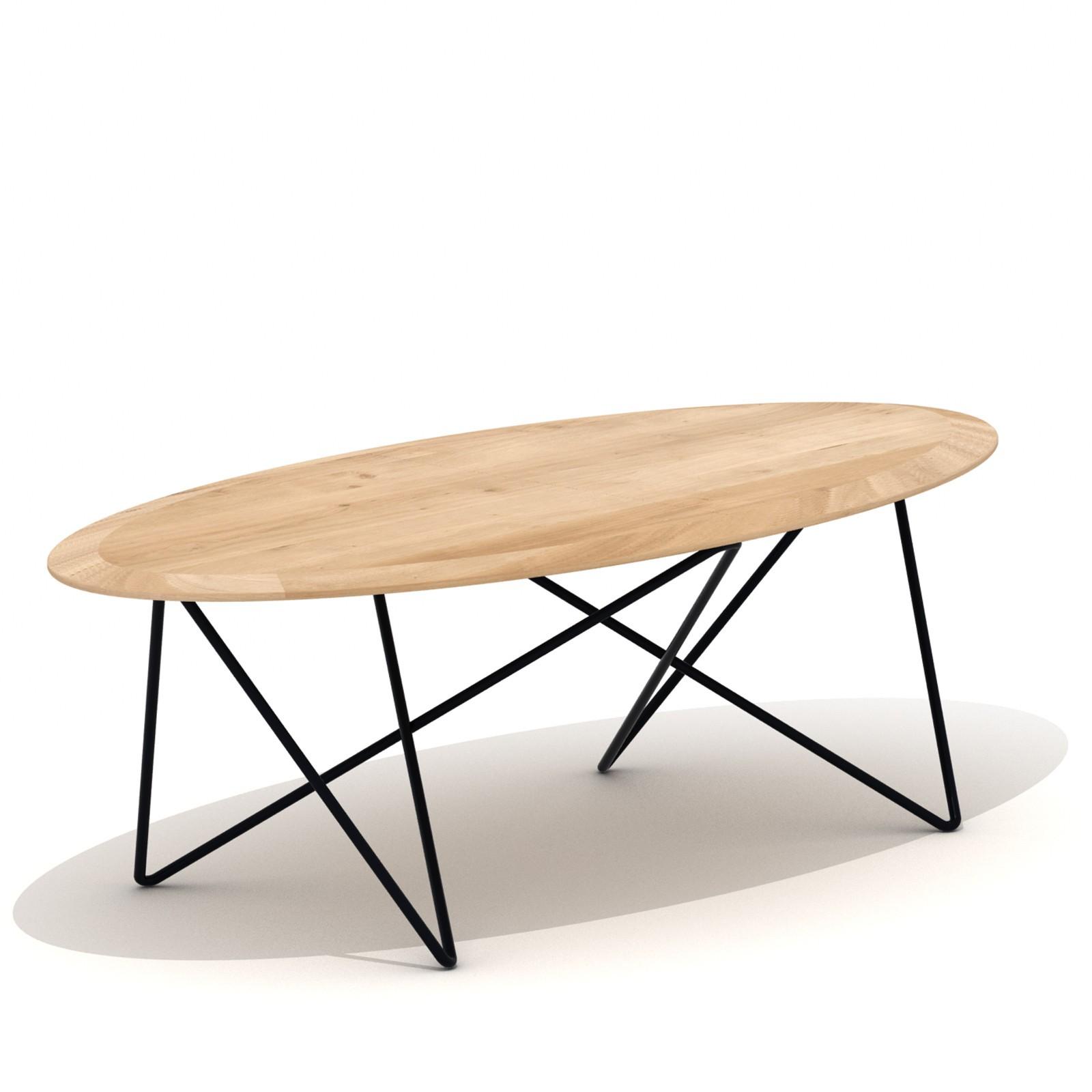 Orb Coffee Table Black