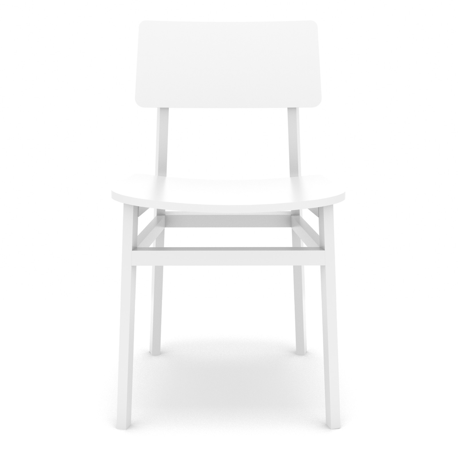 W-LY Chair White