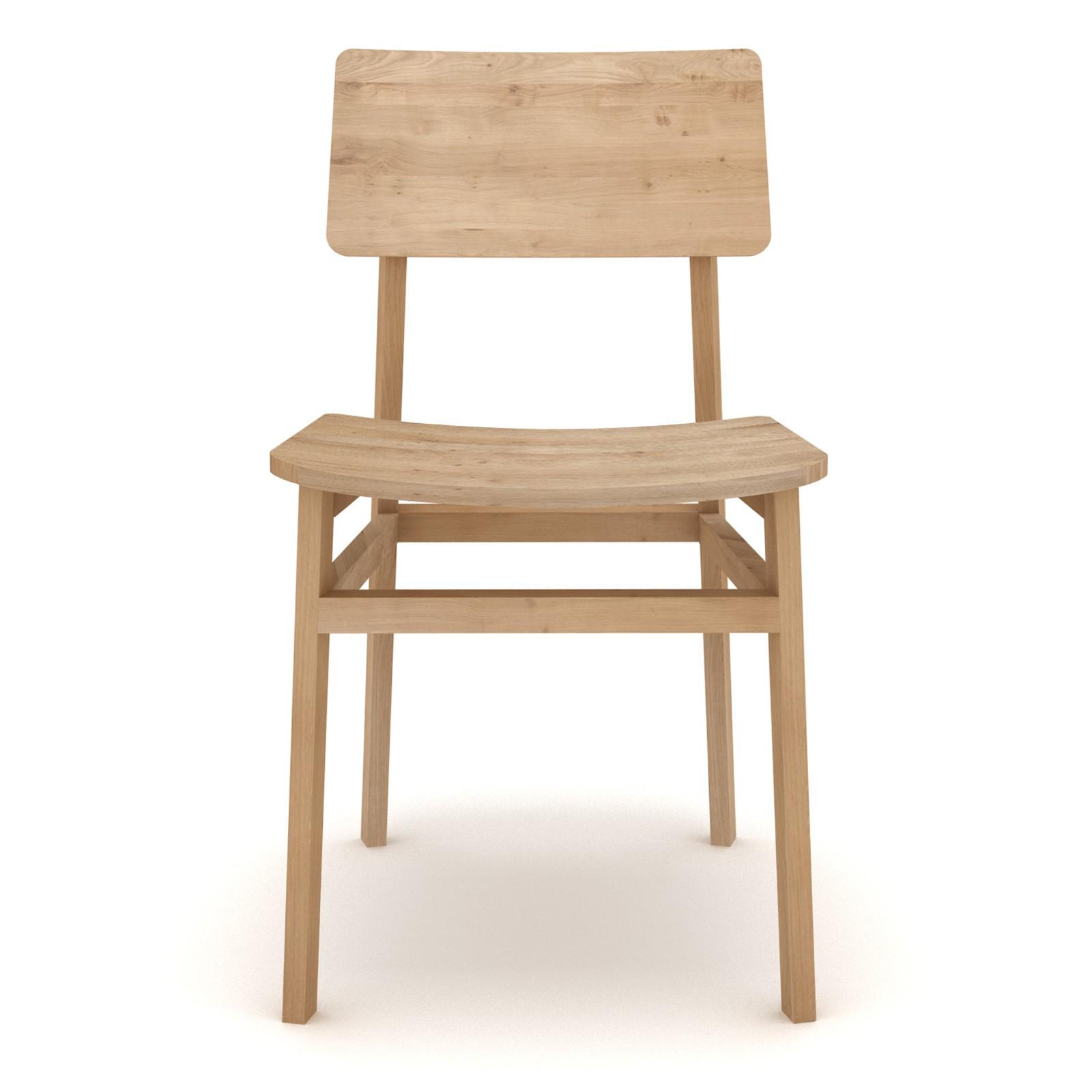 W-LY Chair Oak