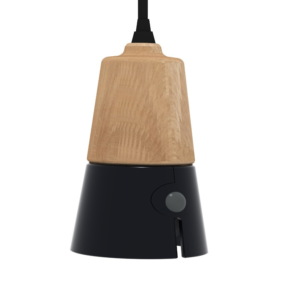 Cone Suspension - Black - Small