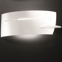 Vulture Wall Lamp - White