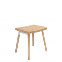 Gud Stool White