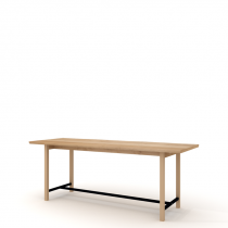 Squeeze Table 70 Black