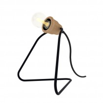 Wattman Lamp Black