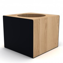 Pencil Holder Black