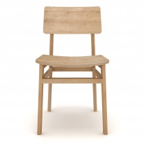W-LY Chair Oak