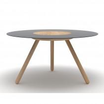 Sputnik Coffee Table Black