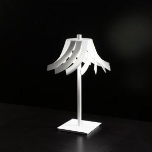 Panama Night Lamp - 20cm, White