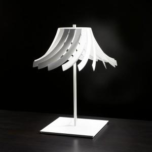 Panama Night Lamp - 36cm, White
