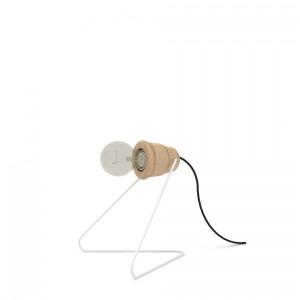 Wattman Lamp White