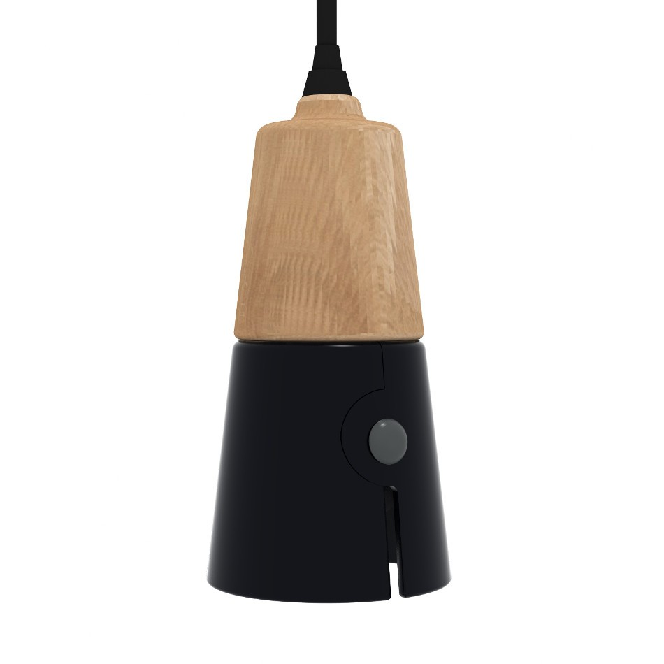 Cone Suspension - Black - Long