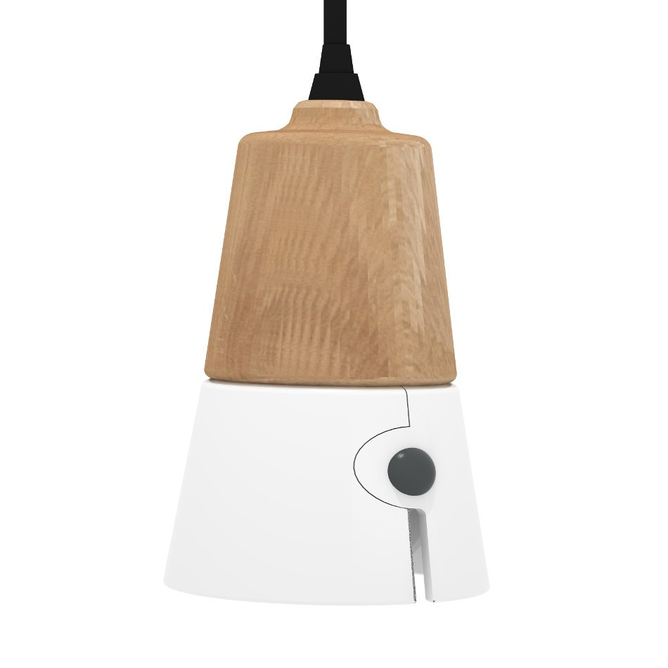 Cone Suspension - White - Small