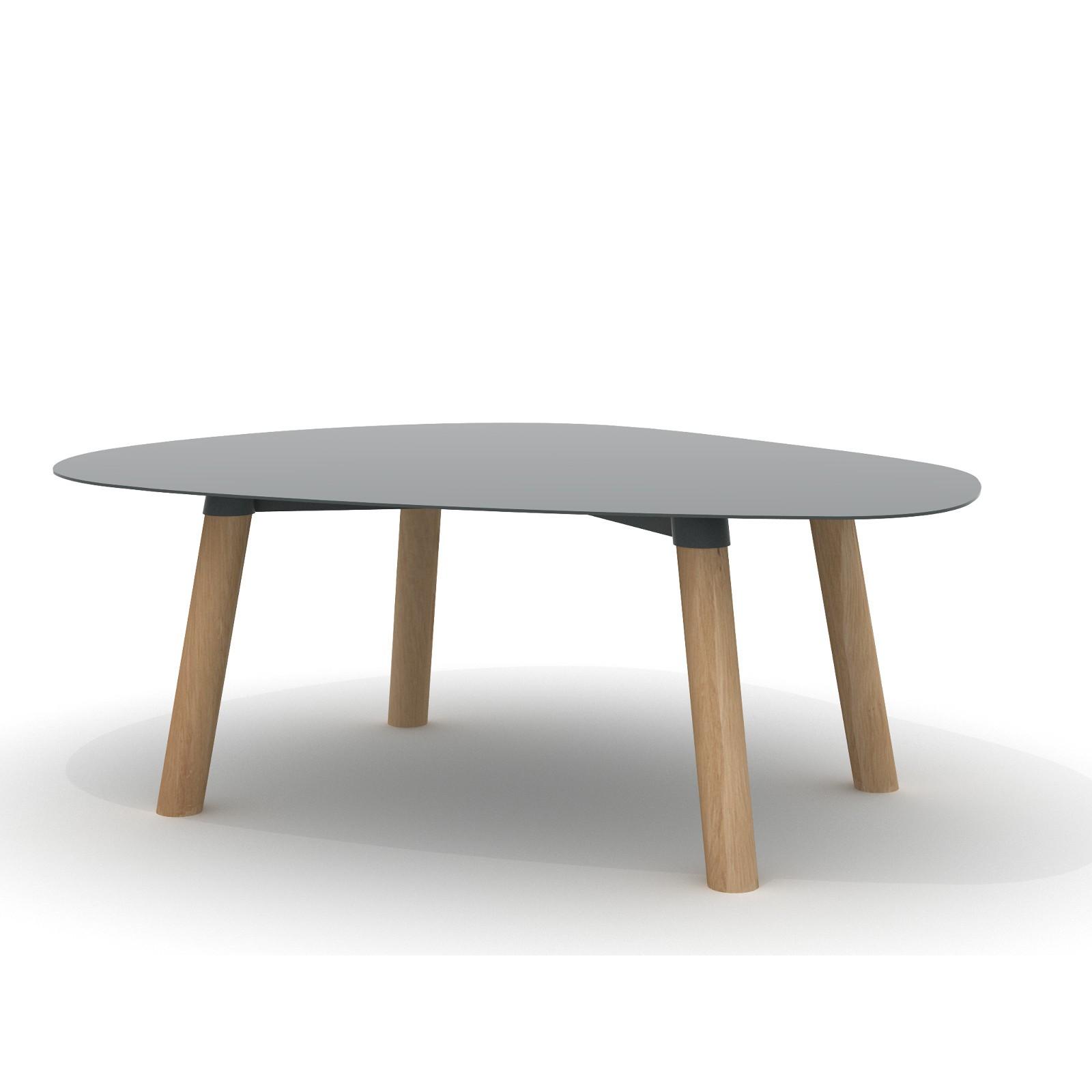 Tavolino Turtle 37 Grigio Scuro