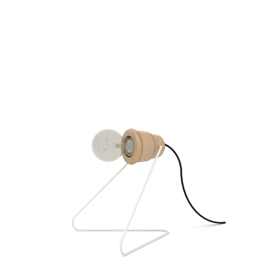 Lampada Wattman - Bianco