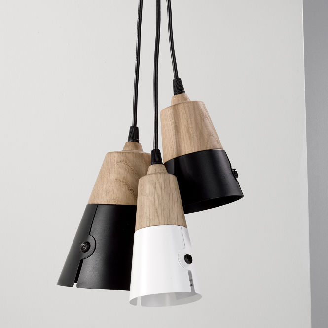 Modern design suspensions